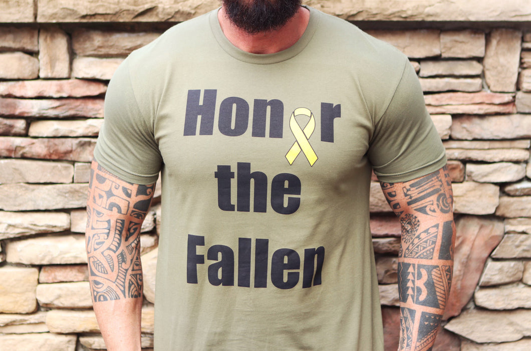 Honor the Fallen Shirt