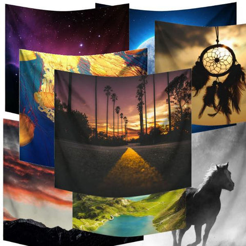 Wall Tapestry Collection