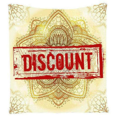 Cheap Tapestries - Discount