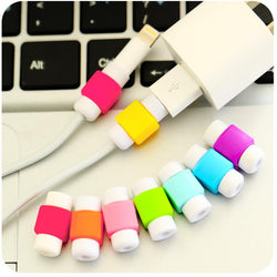 10pcs/lot Cute Data Charger/ Earphone Cable Protector - Innovationprotech