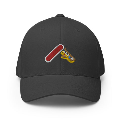Pocket Trout Fitted Hat