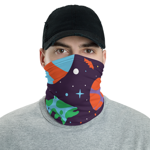 Trouterspace Neck Gaiter