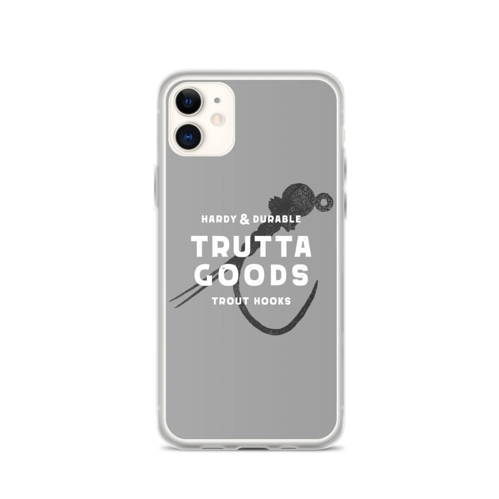 Vintage Trutta iPhone Case