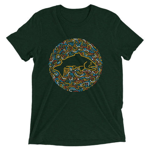 Doodle Trout Tee