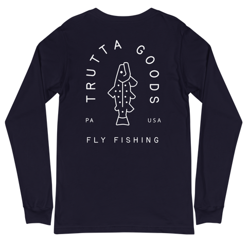 Trutta Tribe Long Sleeve Tee