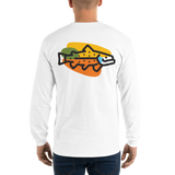 50 Shades of Brown Trout Long Sleeve Tee