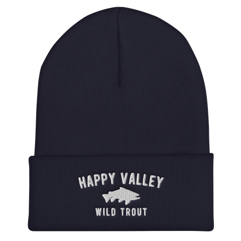 Happy Valley Wild Trout Beanie