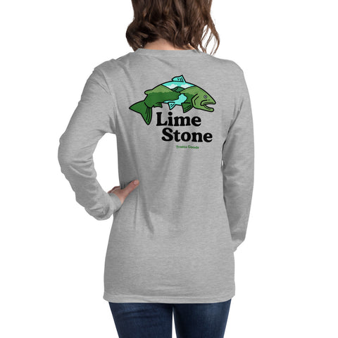 Limestone 2020 Long-sleeve Tee