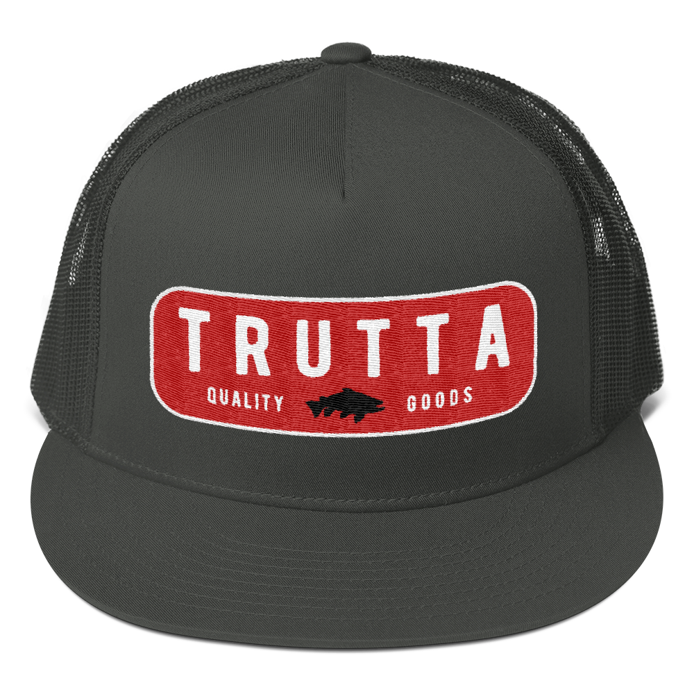 International Trout Harvester Trucker
