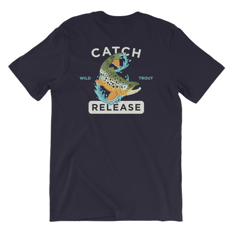 Catch & Release Tee