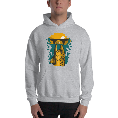 Little Juniata Sunset Hoodie