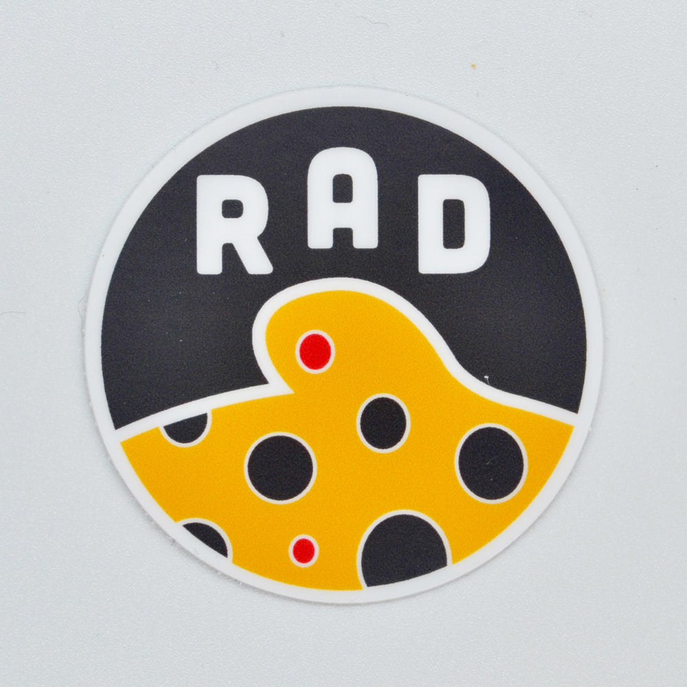 Rad(ipose) Sticker