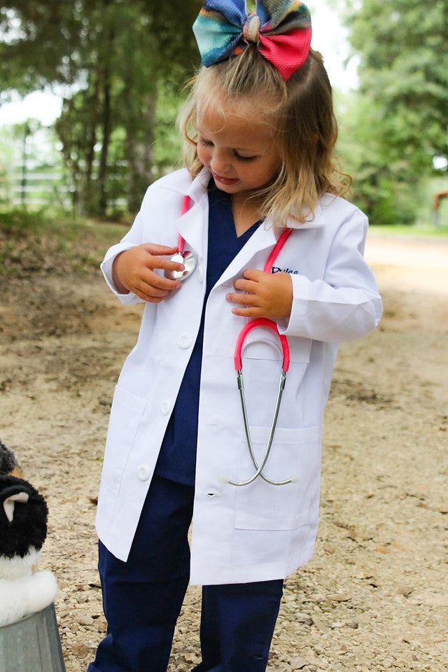 "alt=""toddler veterinarian costume outfit"""