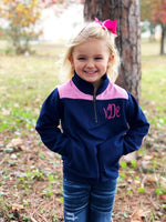 Girls Fleece Pullover