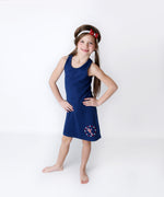 4th of July Tank Dress or Swimsuit Cover-Up
