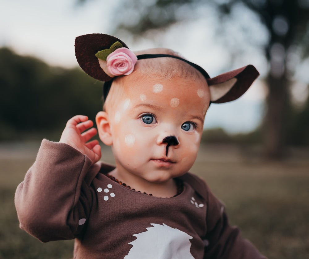 Baby Girl Deer Costume