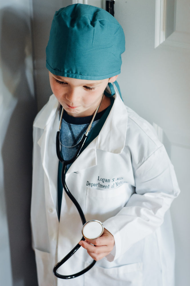 Kids Doctor Costume Outfit