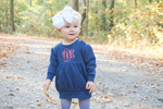 Monogram Bubble Sweatshirt