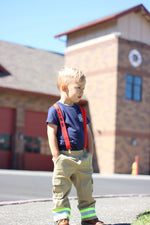 Boys Firefighter Costume