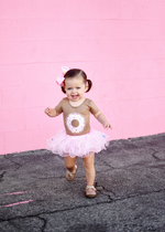 Girls Donut Costume