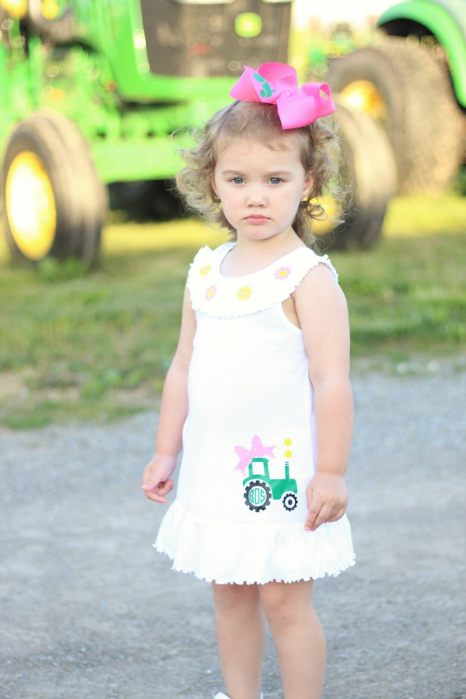 Farm Girl Birthday Dress
