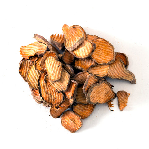 Sweet Potato Chips - 8 oz. bag - FREE SHIPPING - Gaines Family Farmstead