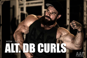 How-To: Alternating Dumbbell Curls