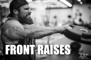 How To: Front Raises