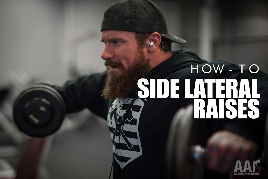 How-To: Side Lateral Raises