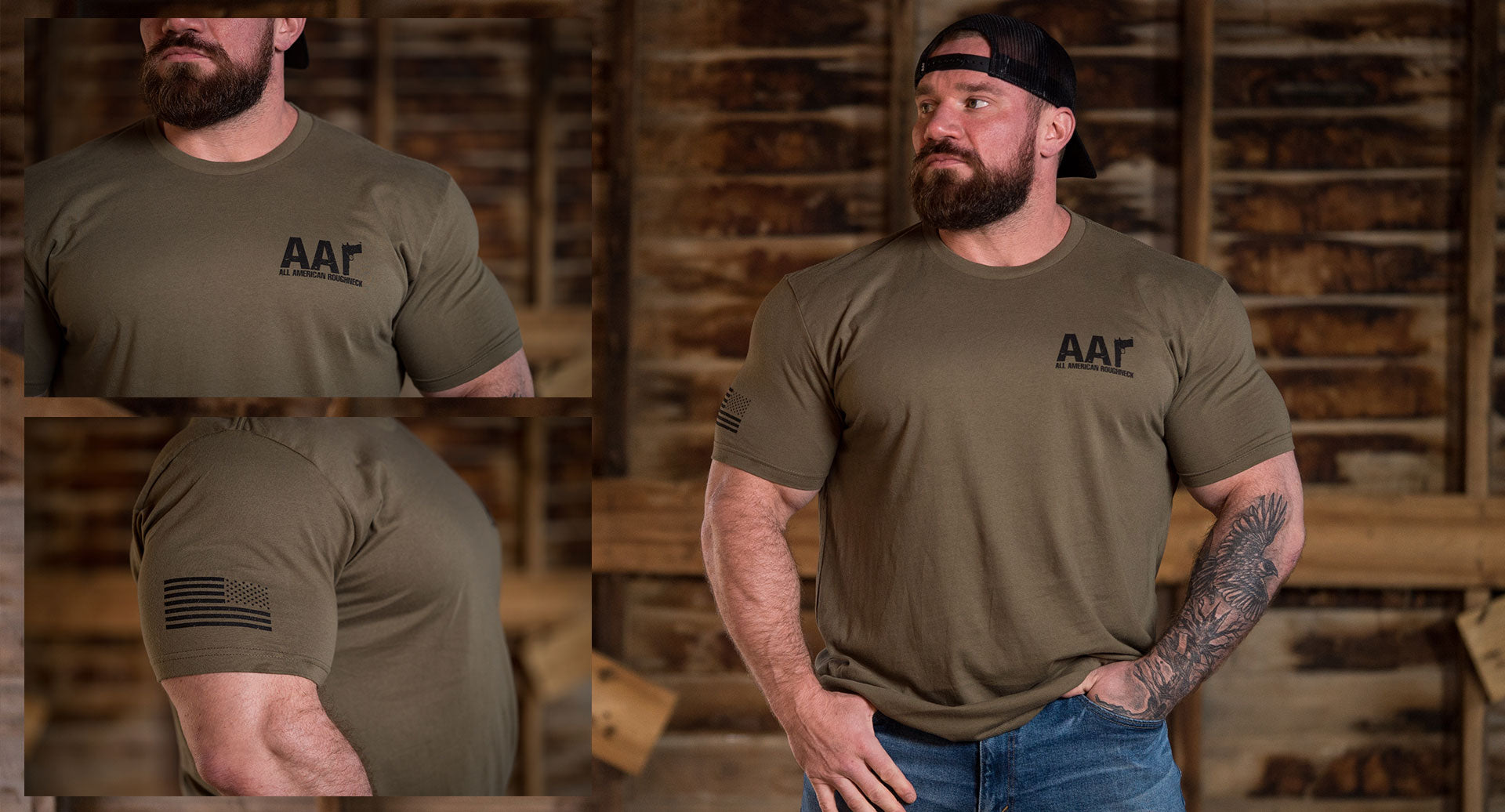 02.13.20 Release - All American Roughneck