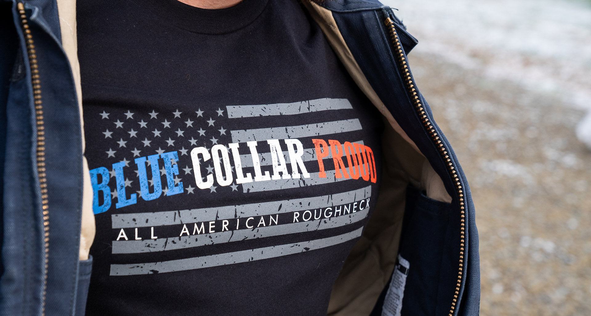Blue Collar Proud 3