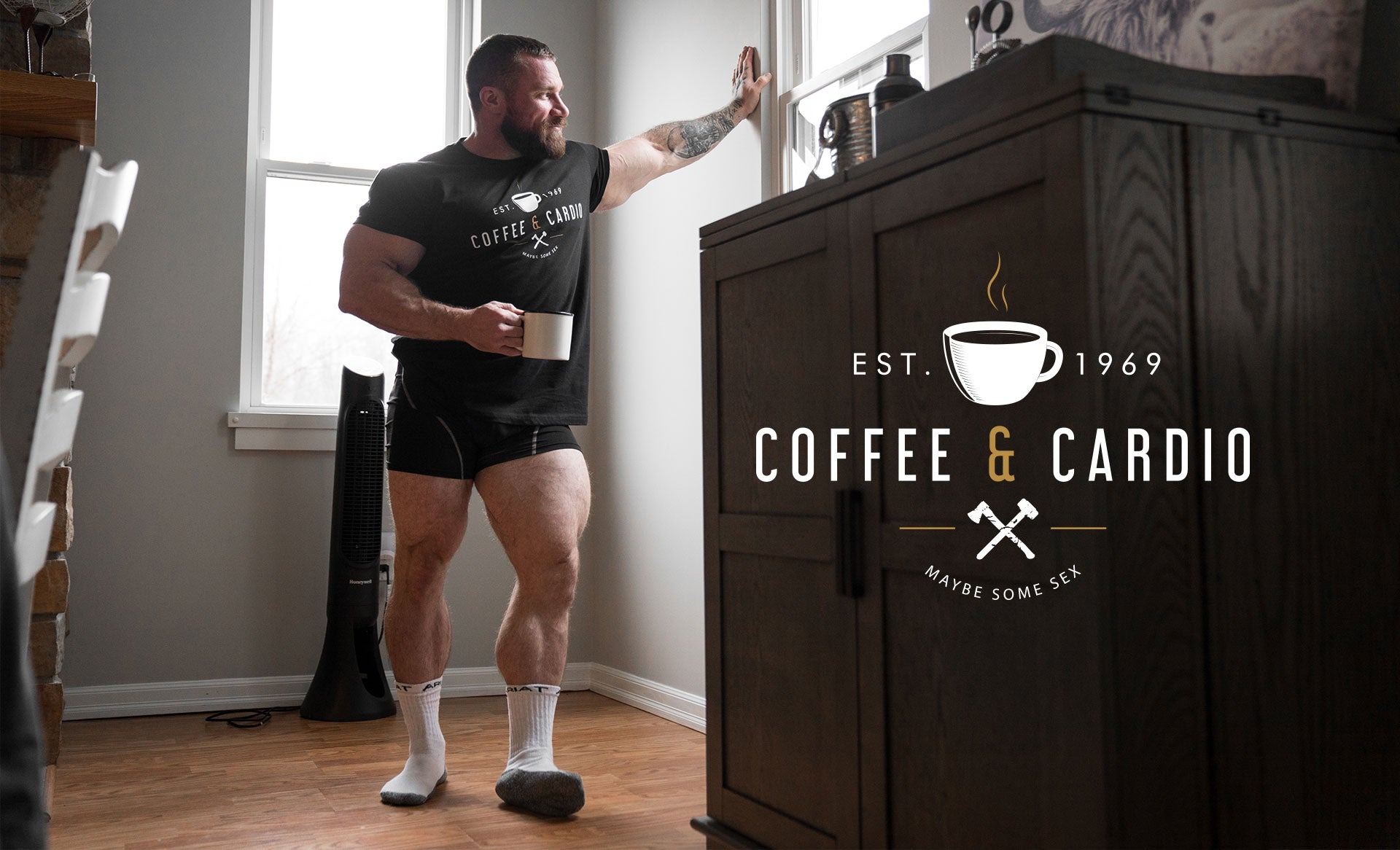 Coffee & Cardio, Maybe some Sex
