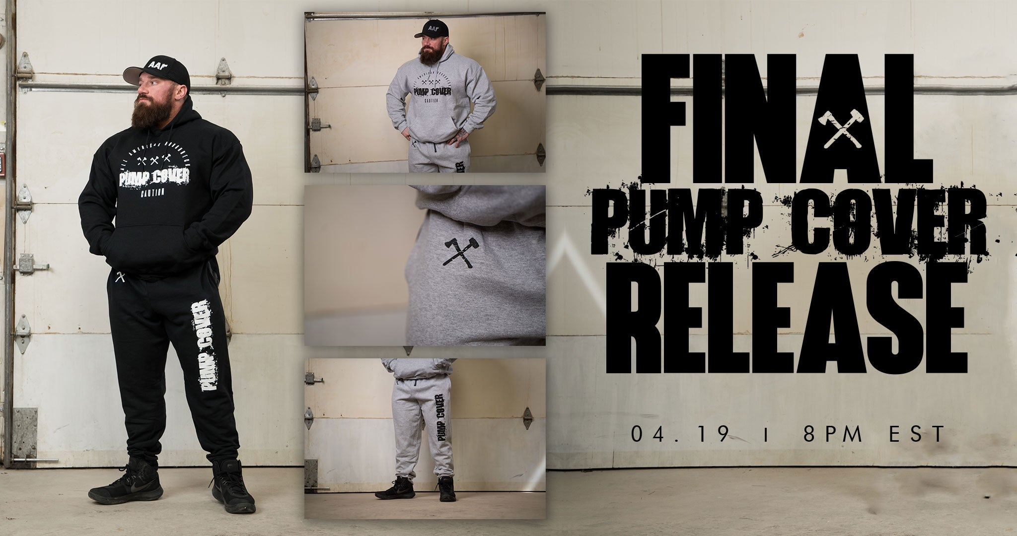Final Pump Cover Release