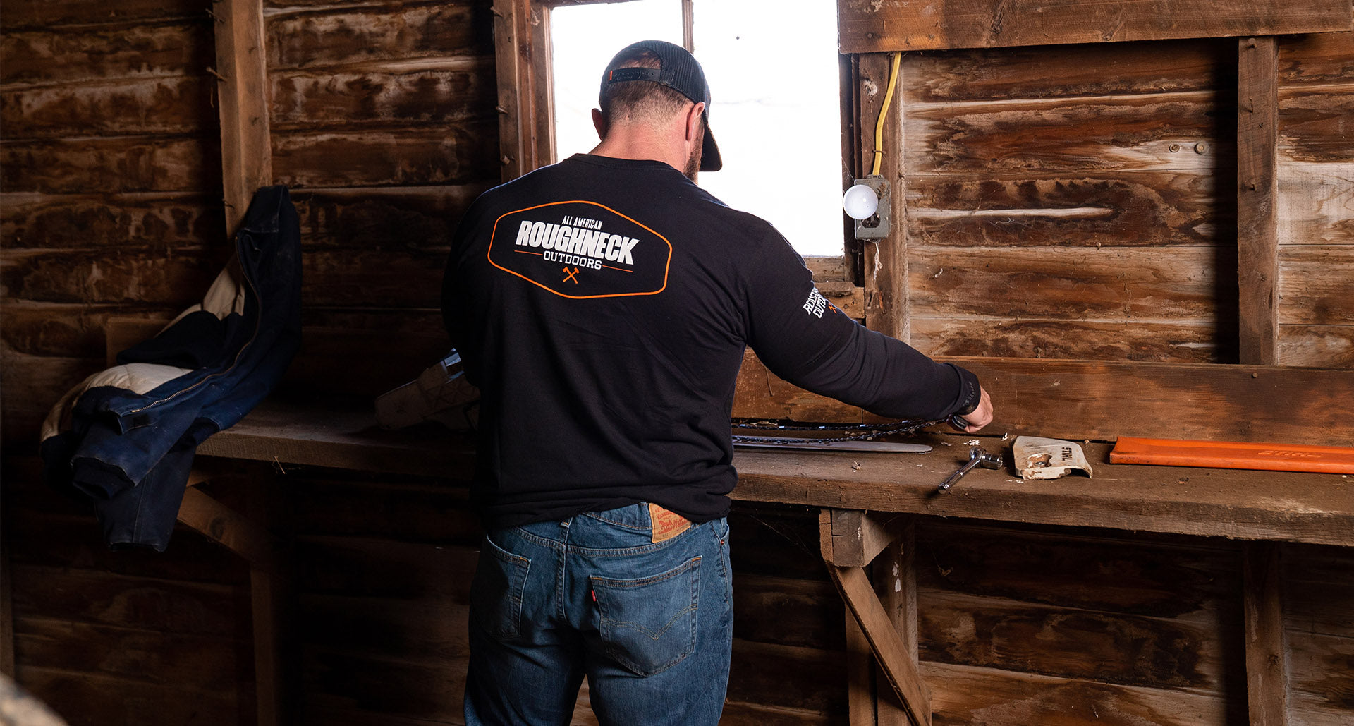 Roughneck Outdoors Tee