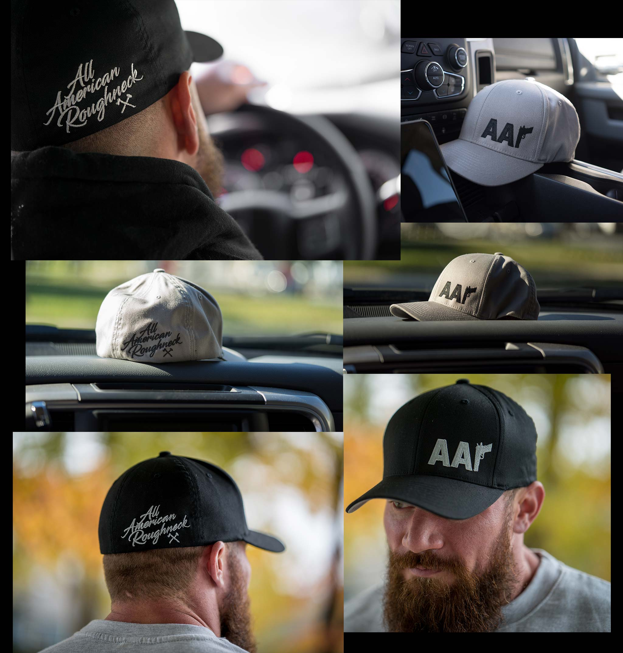 NEW AAR Hats