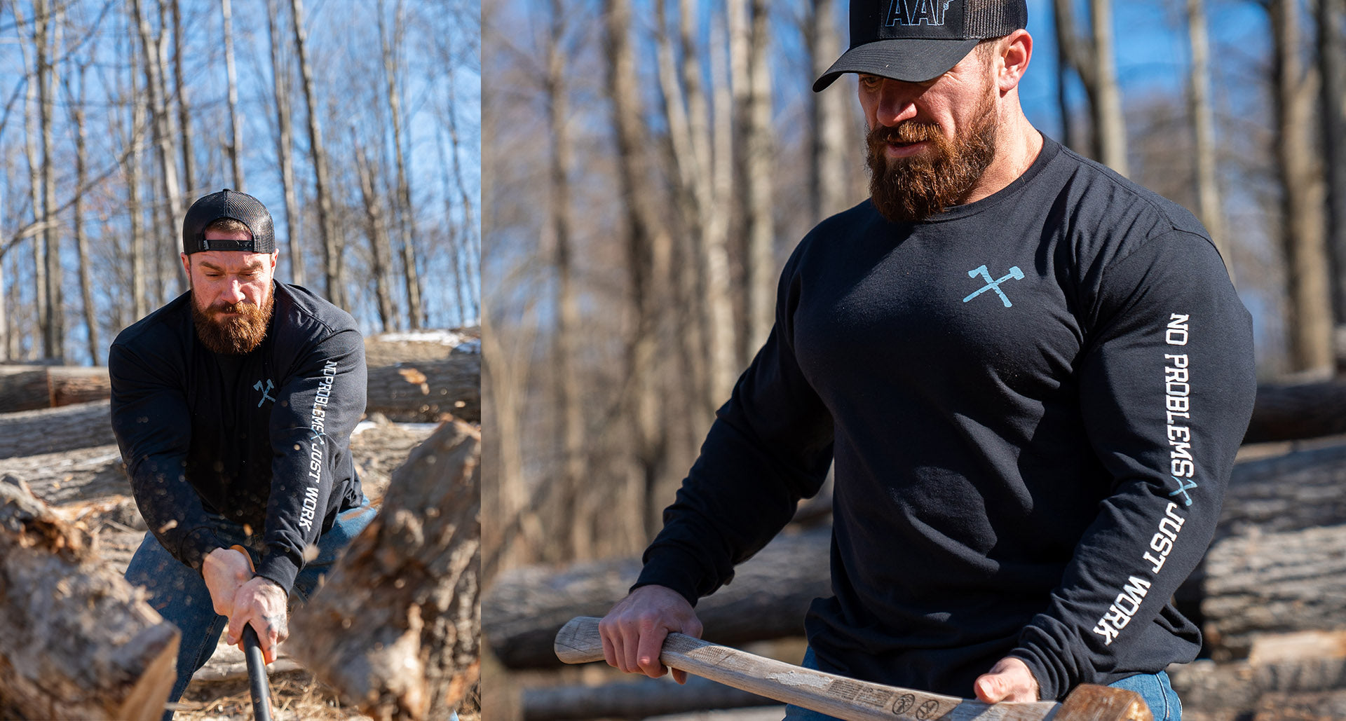 Outdoor Slate Long Sleeve