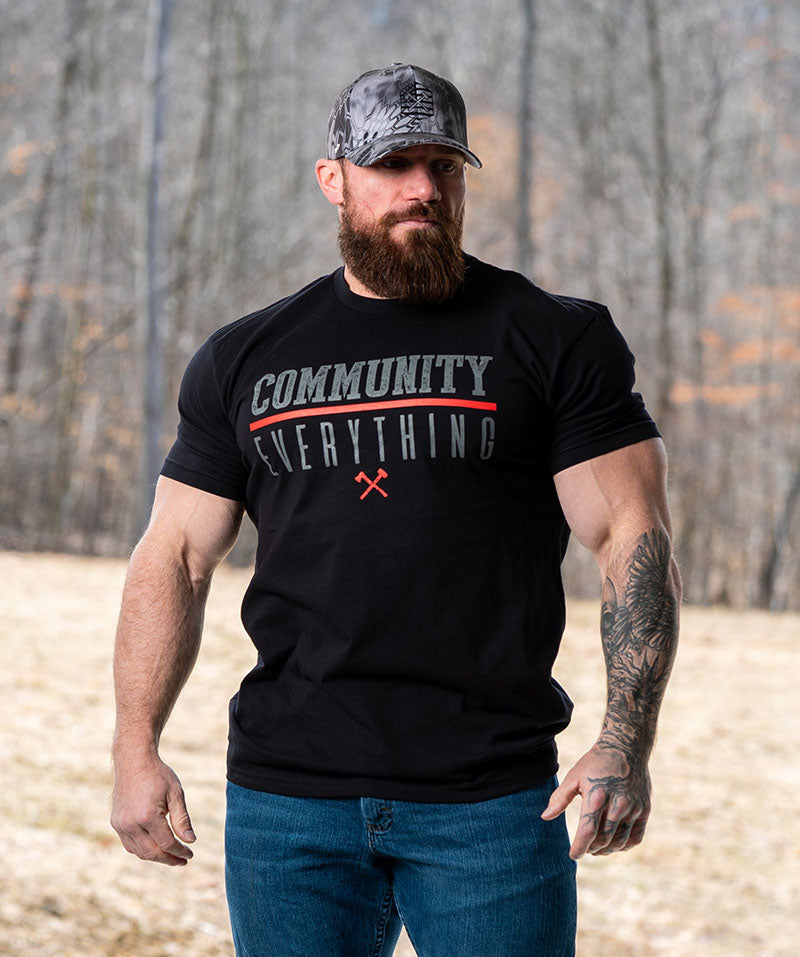 Community Over Everything Tee