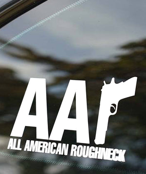 AAR Logo Car Decal