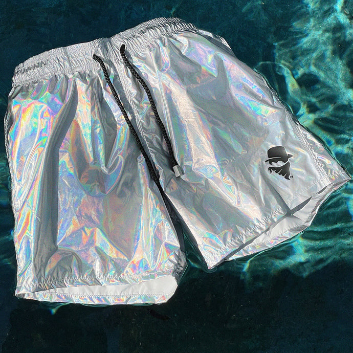 Swim Trunks: Iridescent