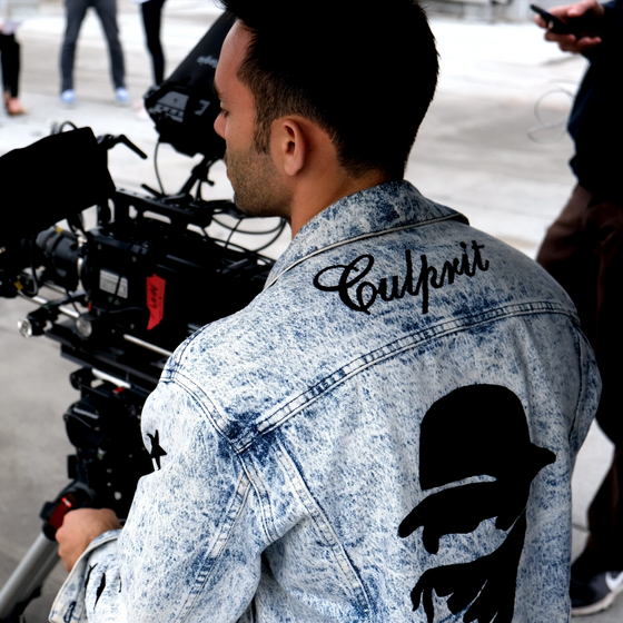 Load image into Gallery viewer, Limited Acid Wash Jackets <br> MADE TO ORDER - Culprit Underwear Store