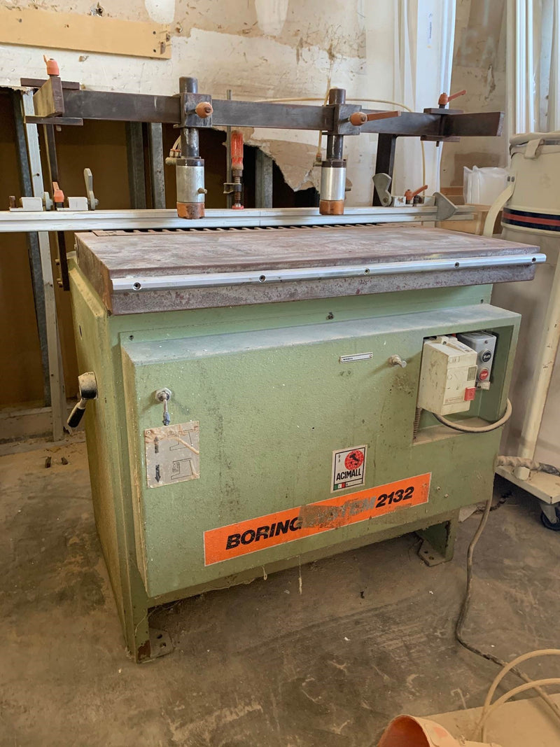 Line Boring Machine 21 Spindle