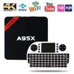 2GB RAM+16GB ROM NEXBOX A95X Android TV Box Android 6.0 - CanadianGeeseWholesale
