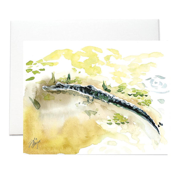Louisiana Wildlife Stationery Set