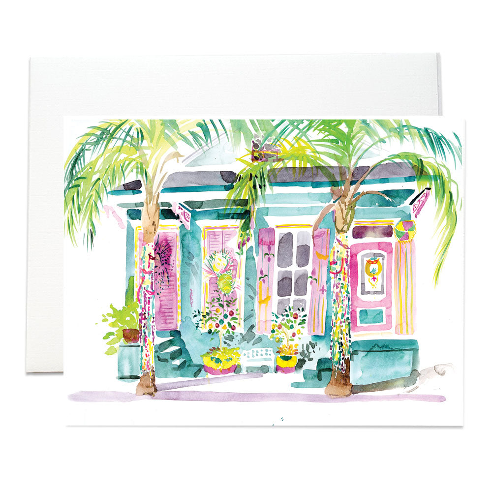 New Orleans Architecture Stationery Set