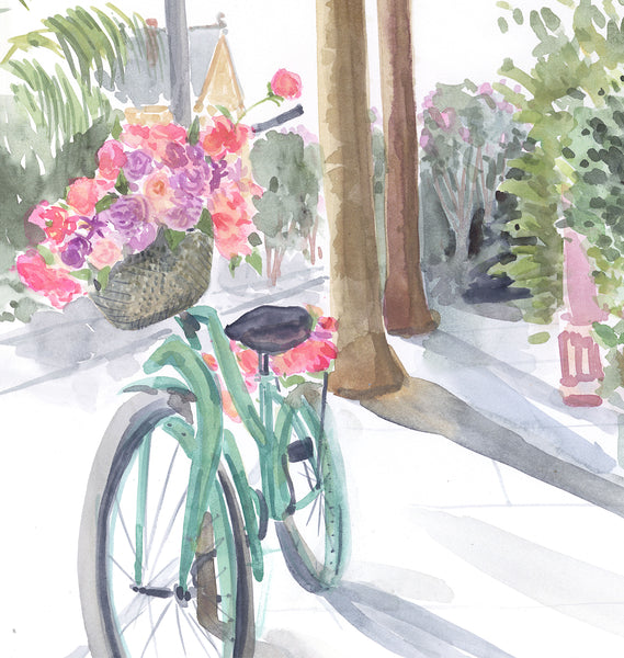 Marigny Bicycle II