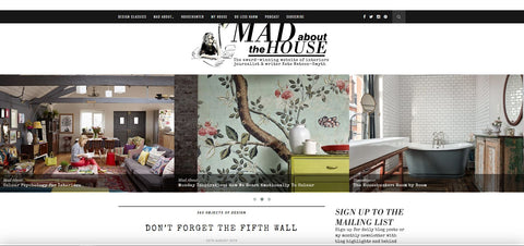 Mad About The House Web Page