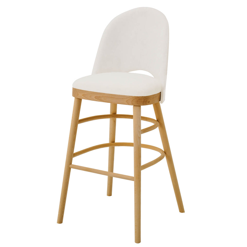 The Ella Stool Undressed - Cheeky Chairs