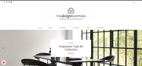 The Design Sheppard Web Page