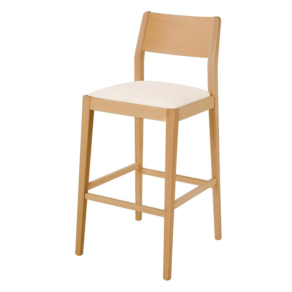 The James Stool Undressed - Cheeky Chairs