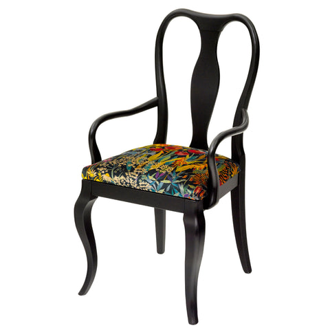 Kate Upholstered  Liberty London Garden of Beauty Lush Velvet